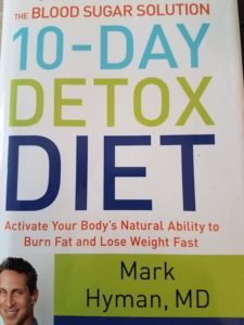 10 day detox diet book cover