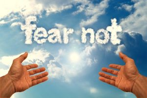 Ditch Your Fear